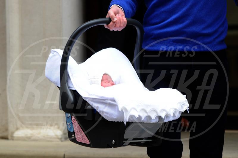 Royal Baby, Principe William - Londra - 02-05-2015 - William e Kate mostrano al mondo la #RoyalBaby