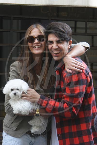 Christian Maldini, Adriana Fossa - Milano - 02-05-2015 - Adriana Fossa e Paolo Maldini, un amore che dura da 28 anni
