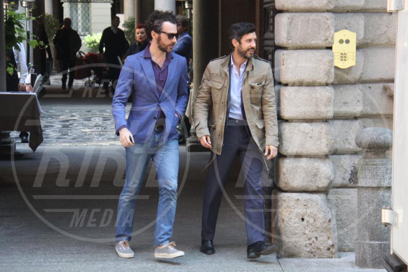Giorgio Valaguzza - Milano - 30-04-2015 - Giorgio Valaguzza, come si innamorò di lui Barbara Berlusconi?