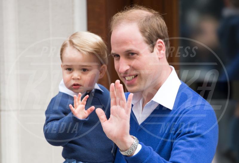 Principe George, Principe William - Paddington - 03-05-2015 - Principino George: le sette foto che lo hanno resto una star