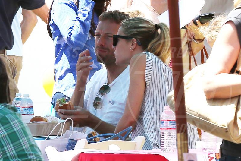 Chris Martin, Gwyneth Paltrow - Los Angeles - 03-05-2015 - Ti lascio, ma non ti odio: la famiglia allargata fa tendenza