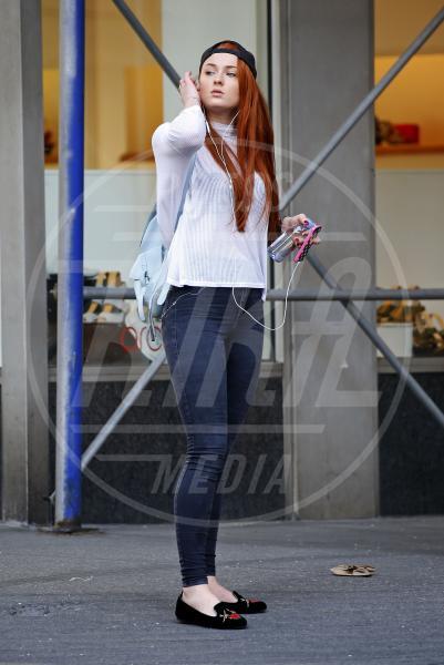 Sophie Turner - New York - 03-05-2015 - Trono di Spade 6: ecco lo spoiler di Sophie Turner