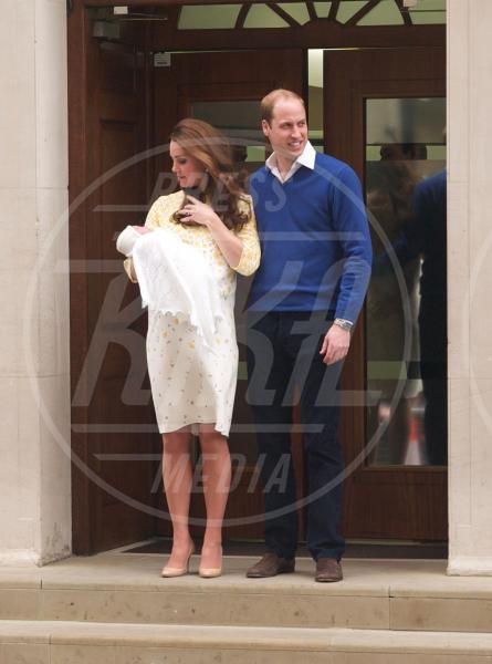 Royal Baby, Principe William, Kate Middleton - Londra - 02-05-2015 - William e Kate mostrano al mondo la #RoyalBaby
