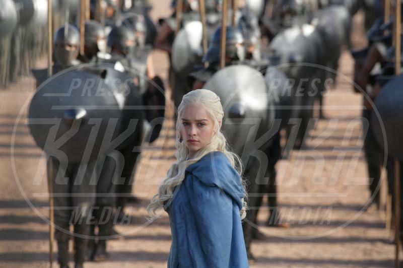 Il trono di spade, Emilia Clarke - 20-05-2013 - Game of Thrones: Emilia Clarke introduce la sesta stagione