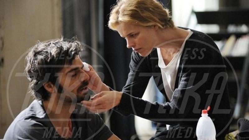 Luca Argentero, Eva Herzigova - 04-05-2015 - Da modella ad attrice: quando il trampolino è la passerella