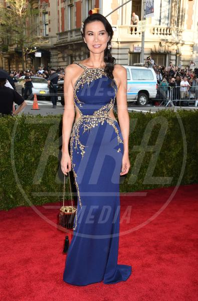 Wendi Murdoch - New York - 04-05-2015 - Met Gala 2015: il red carpet più glamour dell'anno