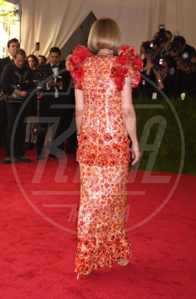 Anna Wintour - New York - 04-05-2015 - Met Gala 2015: il red carpet più glamour dell'anno