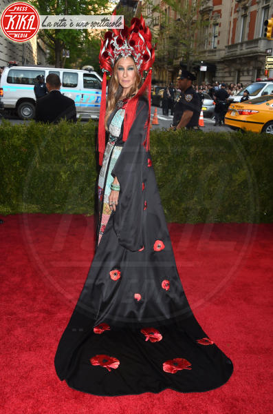 Sarah Jessica Parker - New York - 04-05-2015 - Met Gala 2015: il red carpet più glamour dell'anno