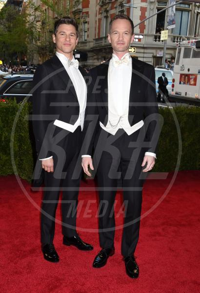 David Burtka, Neil Patrick Harris - New York - 04-05-2015 - Met Gala 2015: il red carpet più glamour dell'anno