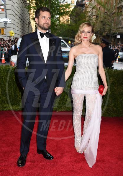 Diane Kruger, Joshua Jackson - New York - 04-05-2015 - Diane Kruger: