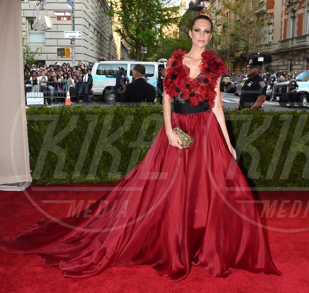 Poppy Delevingne - New York - 04-05-2015 - Met Gala 2015: il red carpet più glamour dell'anno