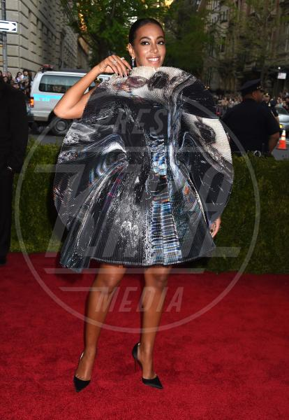 Solange Knowles - New York - 04-05-2015 - Met Gala 2015: il red carpet più glamour dell'anno