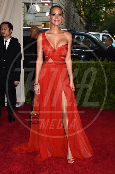 Hannah Davis - New York - 04-05-2015 - Met Gala 2015: il red carpet più glamour dell'anno