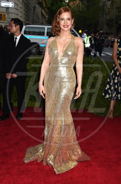Jessica Chastain - New York - 04-05-2015 - Met Gala 2015: il red carpet più glamour dell'anno
