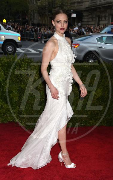 Amanda Seyfried - New York - 04-05-2015 - Met Gala 2015: il red carpet più glamour dell'anno