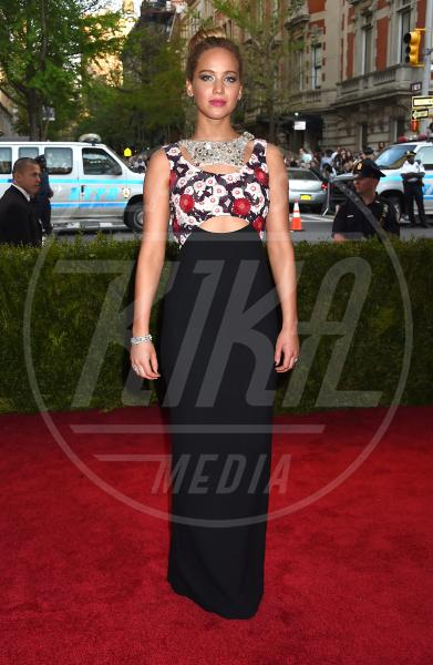 Jennifer Lawrence - New York - 04-05-2015 - Met Gala 2015: il red carpet più glamour dell'anno