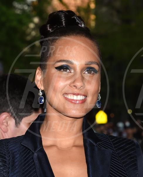 Alicia Keys - New York - 04-05-2015 - Met Gala 2015: il red carpet più glamour dell'anno