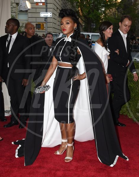 Janelle Monae - New York - 04-05-2015 - Met Gala 2015: il red carpet più glamour dell'anno