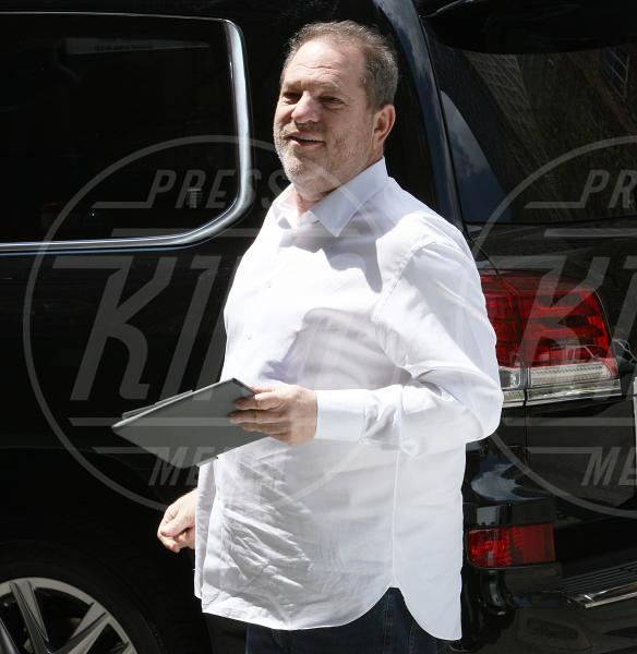 Harvey Weinstein - New York - 04-05-2015 - Scattano le manette per Harvey Weinstein: è la resa dei conti