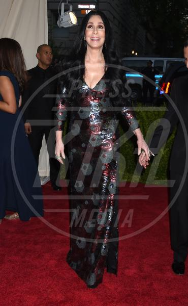 Cher - New York - 04-05-2015 - Met Gala 2015: il red carpet più glamour dell'anno