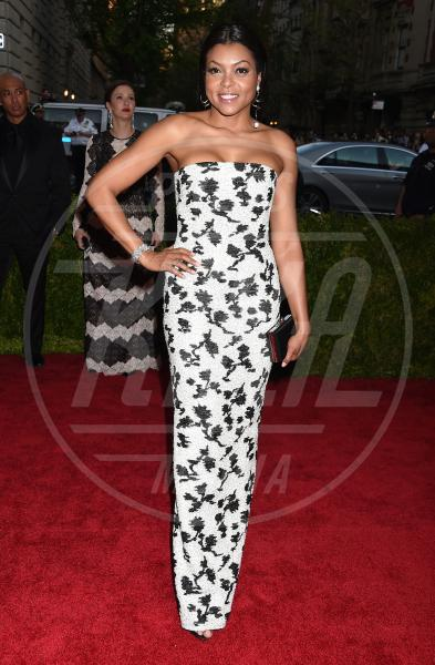Taraji P. Henson - New York - 04-05-2015 - Met Gala 2015: il red carpet più glamour dell'anno