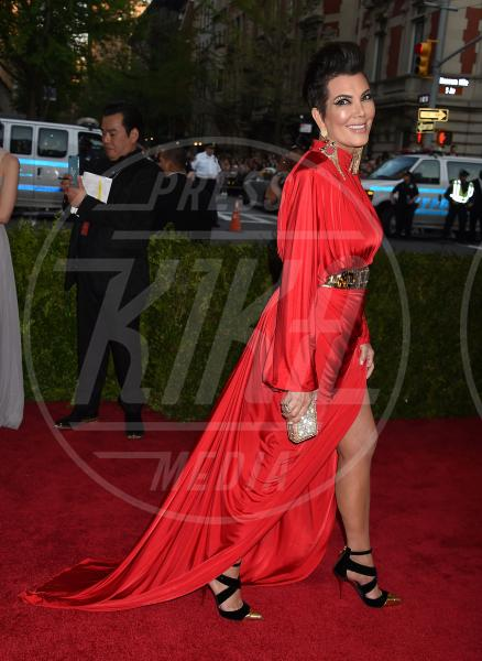 Kris Jenner - New York - 04-05-2015 - Met Gala 2015: il red carpet più glamour dell'anno