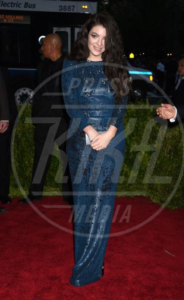 Lorde - New York - 04-05-2015 - Met Gala 2015: il red carpet più glamour dell'anno