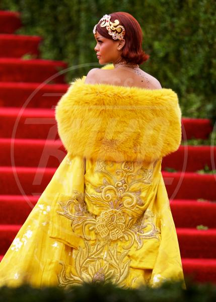 Rihanna - New York - 04-05-2015 - Met Gala 2015: il red carpet più glamour dell'anno