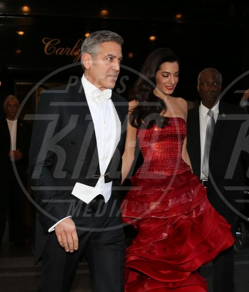Amal Alamuddin, George Clooney - New York - 04-05-2015 - Met Gala 2015: il red carpet più glamour dell'anno