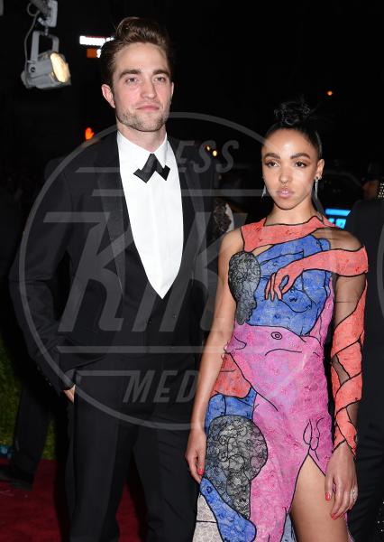 Tahliah Debrett Barnett (FKA twigs), Robert Pattinson - New York - 04-05-2015 - Met Gala 2015: il red carpet più glamour dell'anno