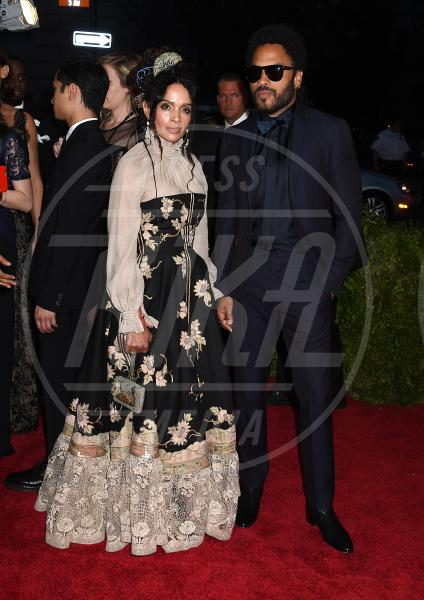 Lisa Bonet, Lenny Kravitz - New York - 04-05-2015 - Met Gala 2015: il red carpet più glamour dell'anno