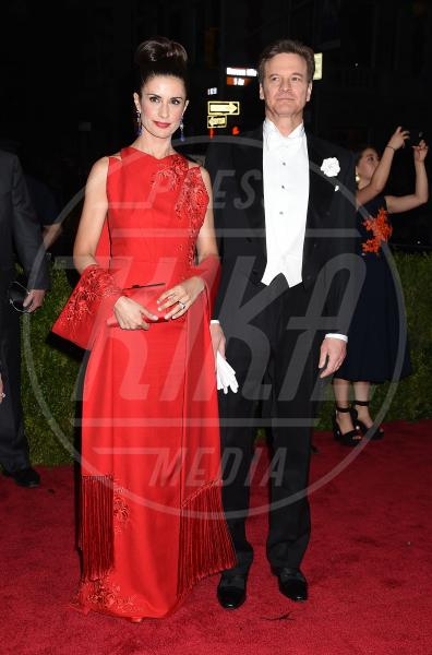 Livia Firth, Colin Firth - New York - 04-05-2015 - Met Gala 2015: il red carpet più glamour dell'anno