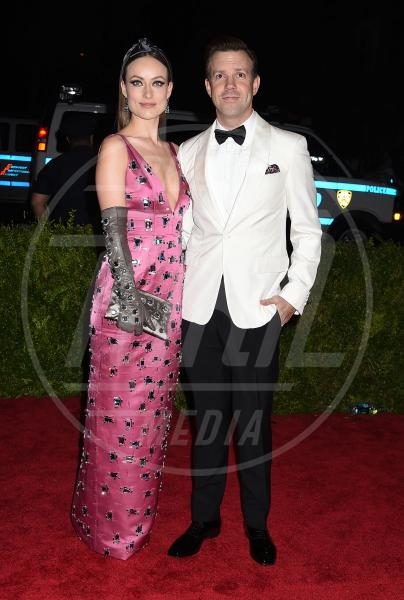 Jason Sudeikis, Olivia Wilde - New York - 04-05-2015 - Met Gala 2015: il red carpet più glamour dell'anno