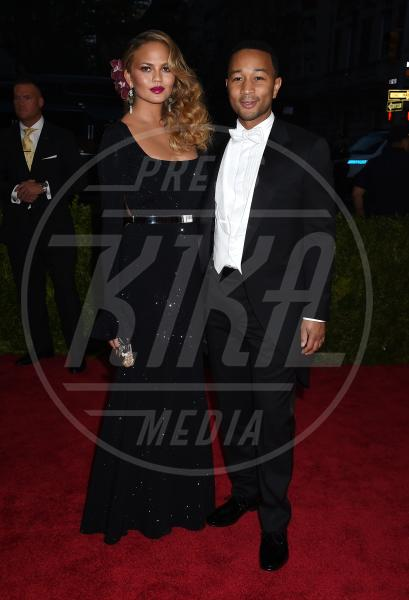 Chrissy Teigen, John Legend - New York - 04-05-2015 - Met Gala 2015: il red carpet più glamour dell'anno