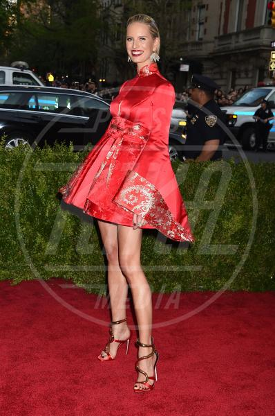 Karolina Kurkova - New York - 04-05-2015 - Met Gala 2015: il red carpet più glamour dell'anno