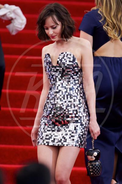 Dakota Johnson - New York - 04-05-2015 - Met Gala 2015: il red carpet più glamour dell'anno