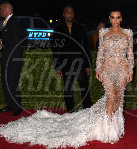 Kim Kardashian, Kanye West - New York - 04-05-2015 - Met Gala 2015: il red carpet più glamour dell'anno