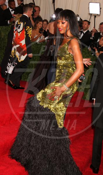 Naomi Campbell - New York - 04-05-2015 - Met Gala 2015: il red carpet più glamour dell'anno