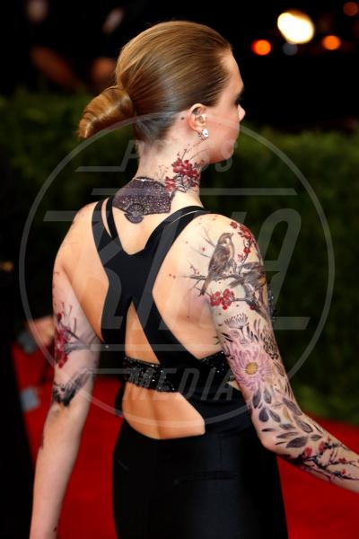 Cara Delevingne - New York - 04-05-2015 - Met Gala 2015: il red carpet più glamour dell'anno