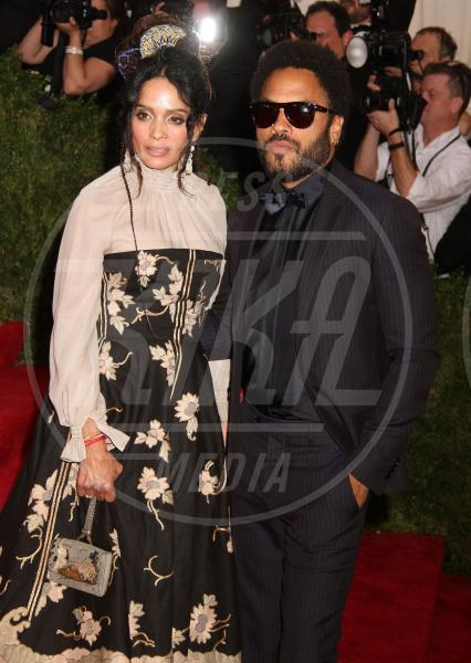 Lisa Bonet, Lenny Kravitz - New York - 05-05-2015 - Met Gala 2015: il red carpet più glamour dell'anno