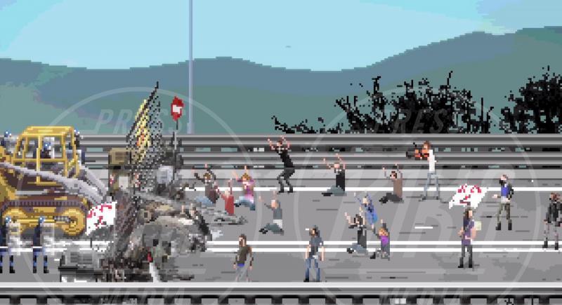 Riot - Milano - 05-05-2015 - Riot: un simulatore di guerriglia urbana a portata di mano