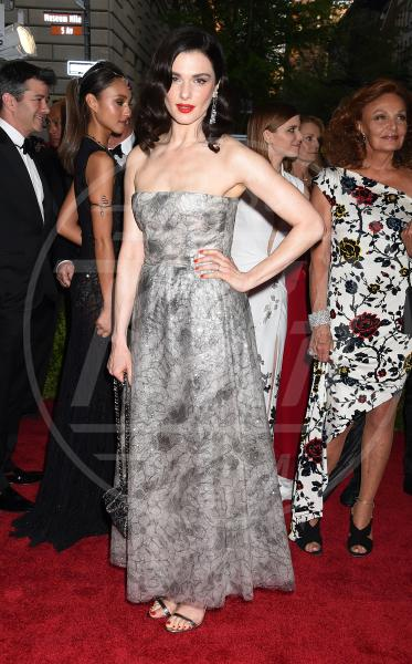 Rachel Weisz - New York - 04-05-2015 - Met Gala 2015: il red carpet più glamour dell'anno