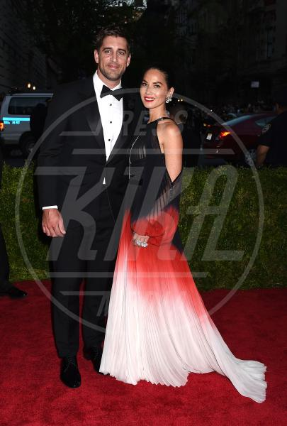 Aaron Rodgers, Olivia Munn - New York - 04-05-2015 - Met Gala 2015: il red carpet più glamour dell'anno