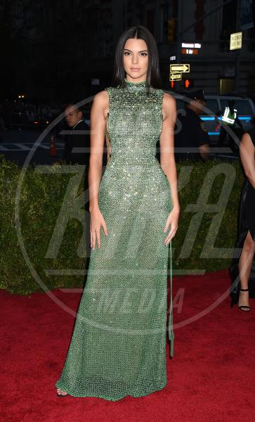 Kendall Jenner - New York - 04-05-2015 - Met Gala 2015: il red carpet più glamour dell'anno