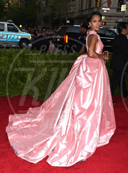 Kerry Washington - New York - 04-05-2015 - Met Gala 2015: il red carpet più glamour dell'anno