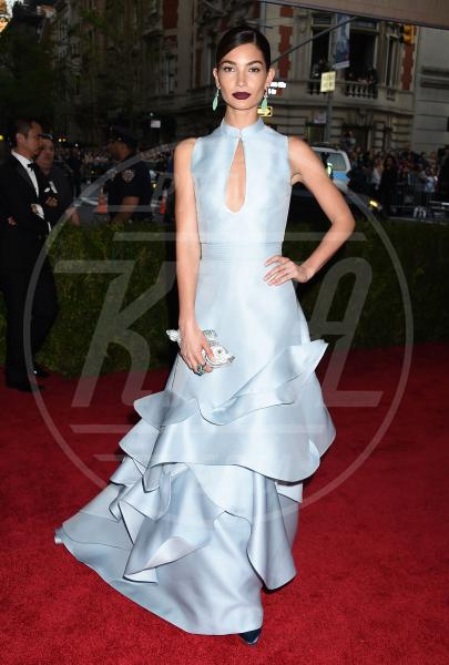 Lily Aldridge - New York - 04-05-2015 - Met Gala 2015: il red carpet più glamour dell'anno