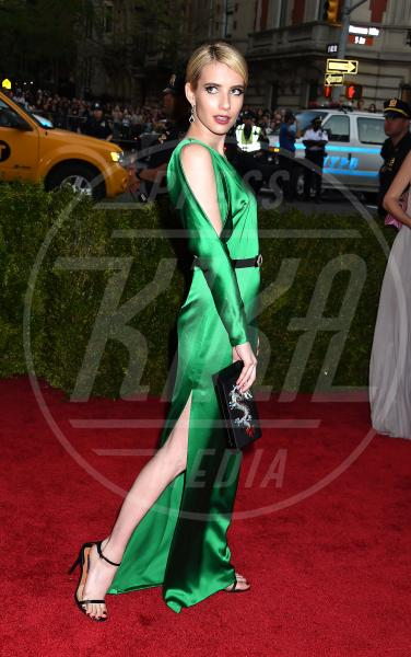 Emma Roberts - New York - 04-05-2015 - Met Gala 2015: il red carpet più glamour dell'anno
