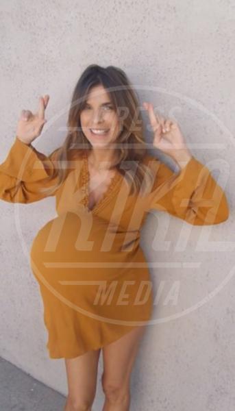 Elisabetta Canalis - Los Angeles - 06-05-2015 - Sono incinta! Quando l'annuncio è social