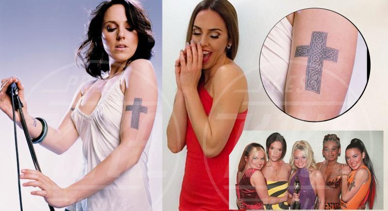 Melanie C - 12-03-2015 - Tatuaggi: se ci lasciamo lo cancello!