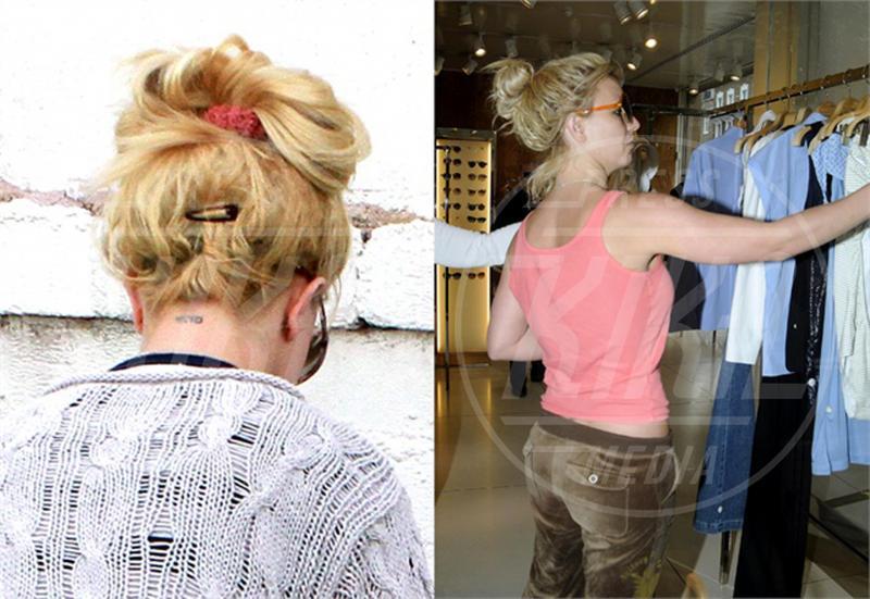 Britney Spears - 02-01-2015 - Tatuaggi: se ci lasciamo lo cancello!